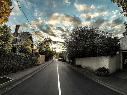 marvelous sky using great gopro settings