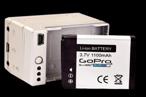 GoPro Battery Care