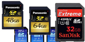 sd card types