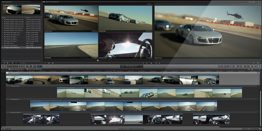 Video Editing Workflow