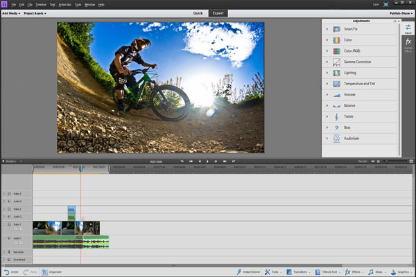 Adobe Premiere Elements: Version 11 Finally Up It's Game