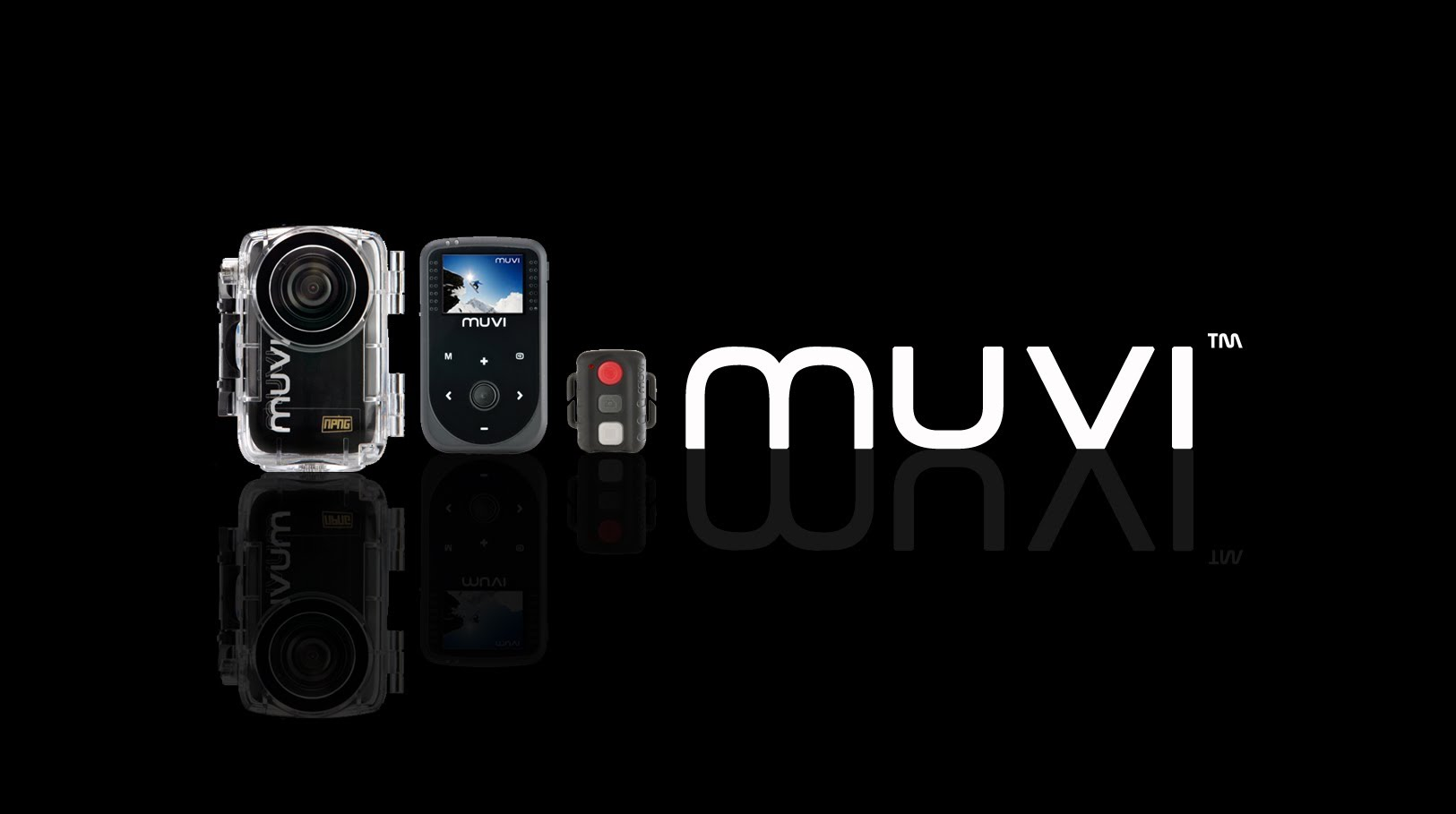 Veho MUVI HD hands free action camera