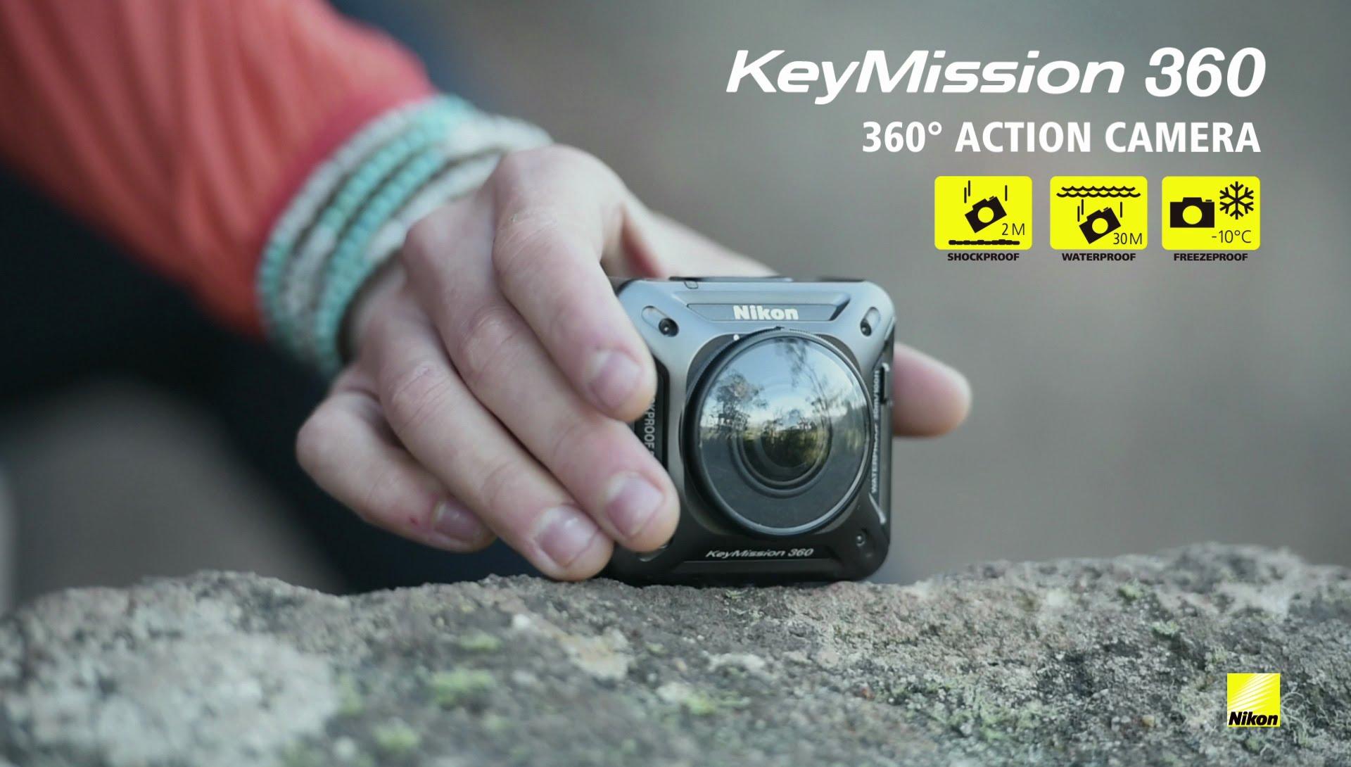 Nikon KeyMission 360: Product Tour