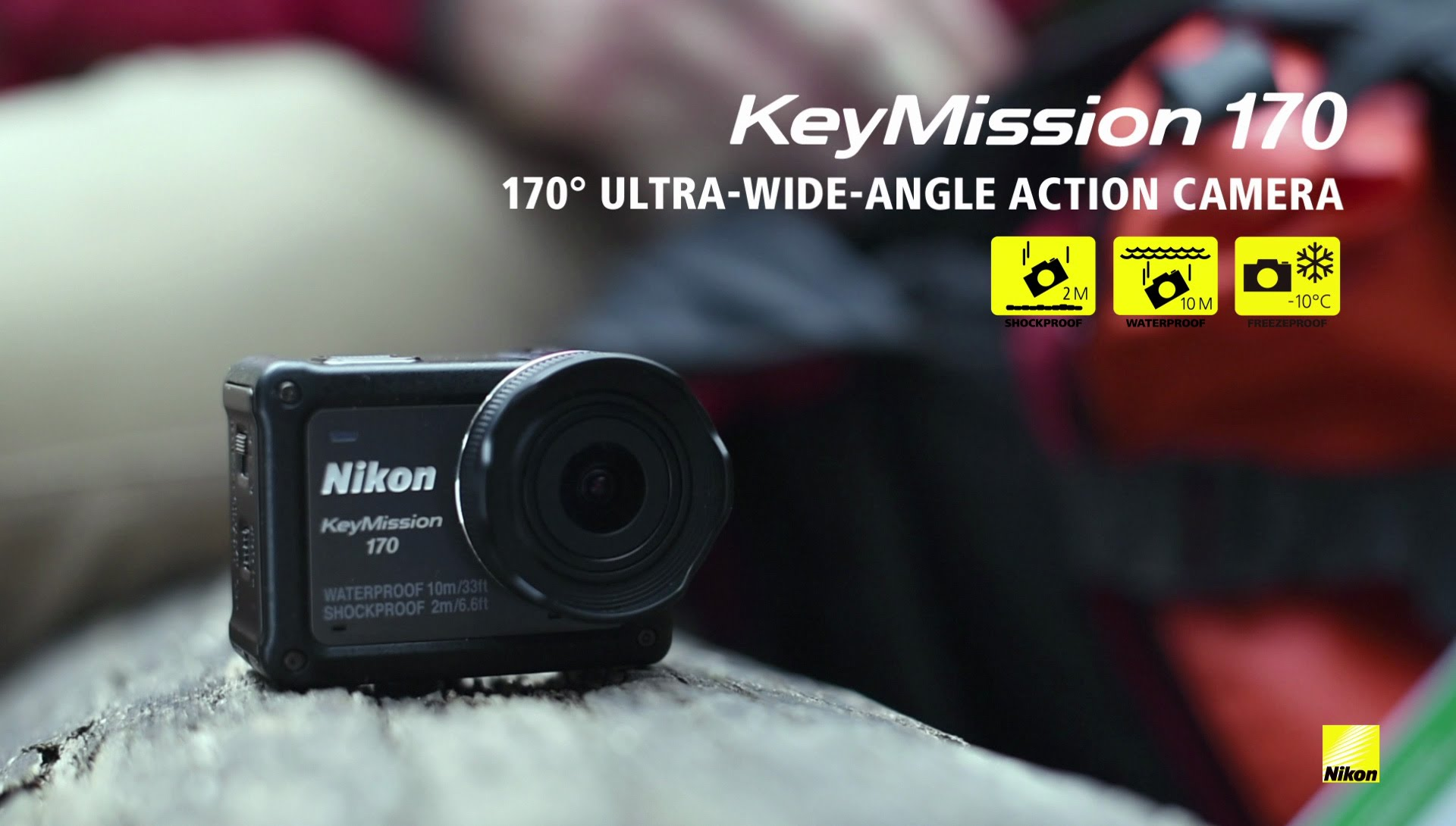 Nikon KeyMission 170: Product Tour