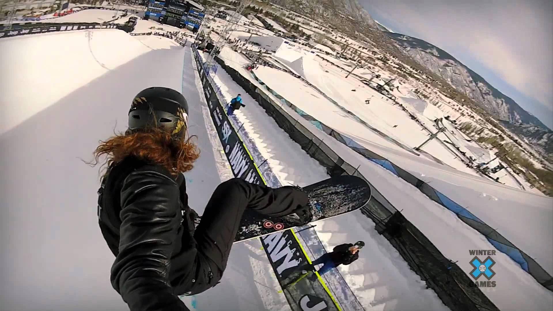 GoPro HD: Shaun White Superpipe – Winter X Games 2012