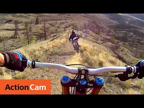"Action cam | The Ultimate Mountain Bike Road Trip: Thomas Vanderham's ""Trail Crawl"" 