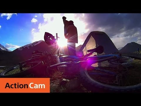 "Action Cam | First Mountain Bike Expedition in Afghanistan: Matt Hunter's ""Forgotten Dirt"""