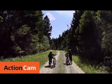 Action Cam | Awesome Kids Mountain Biking with Thomas Vanderham & Matt Hunter | Sony