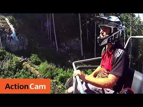"Action Cam | Mountain Biking Down One Million Vertical Feet: Adam Billinghurst's ""One Million Down"""