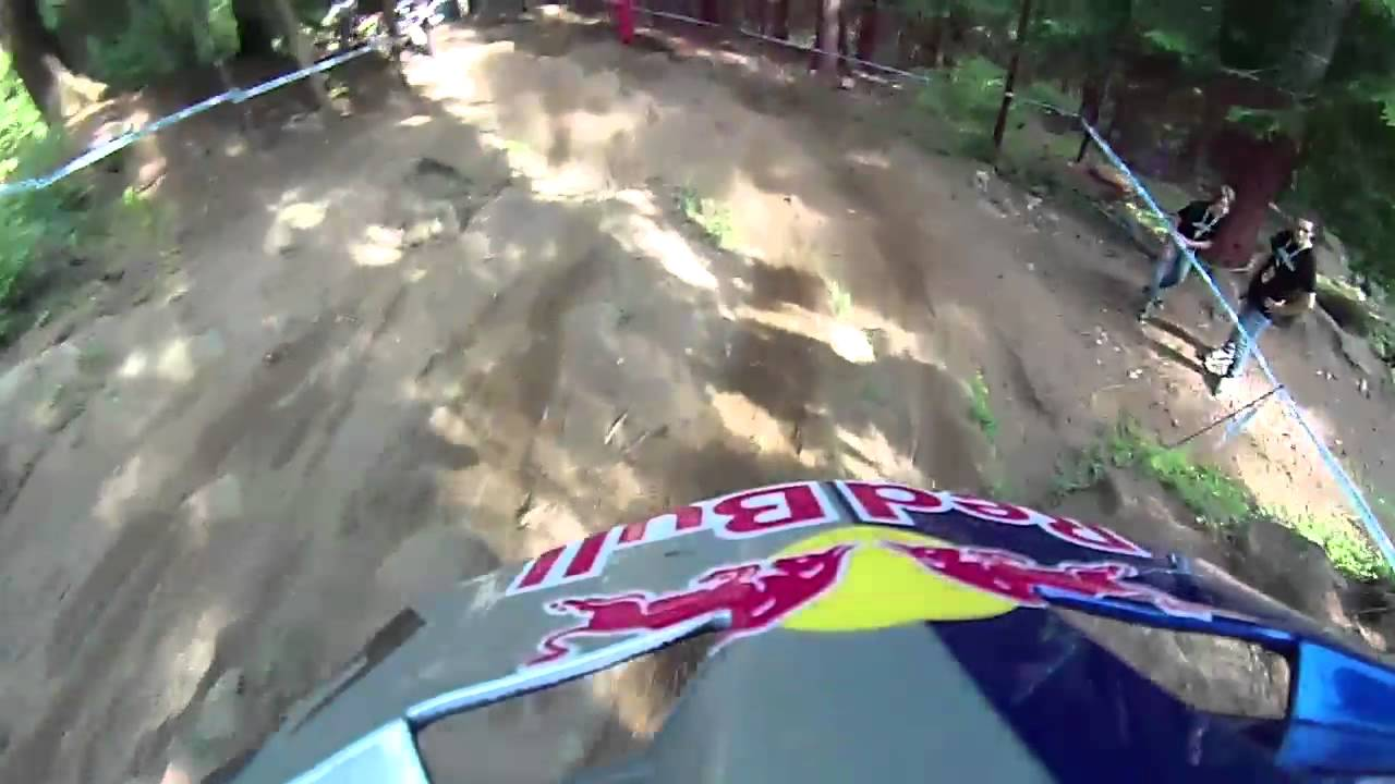 CONTOUR with Steve Smith Val di Sole – UCI World Cup 2012 Downhill Mountain Bike Race