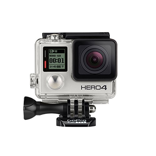 Recommended: GoPro HERO4 Silver