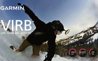 Garmin VIRB: Winter fun in Utah