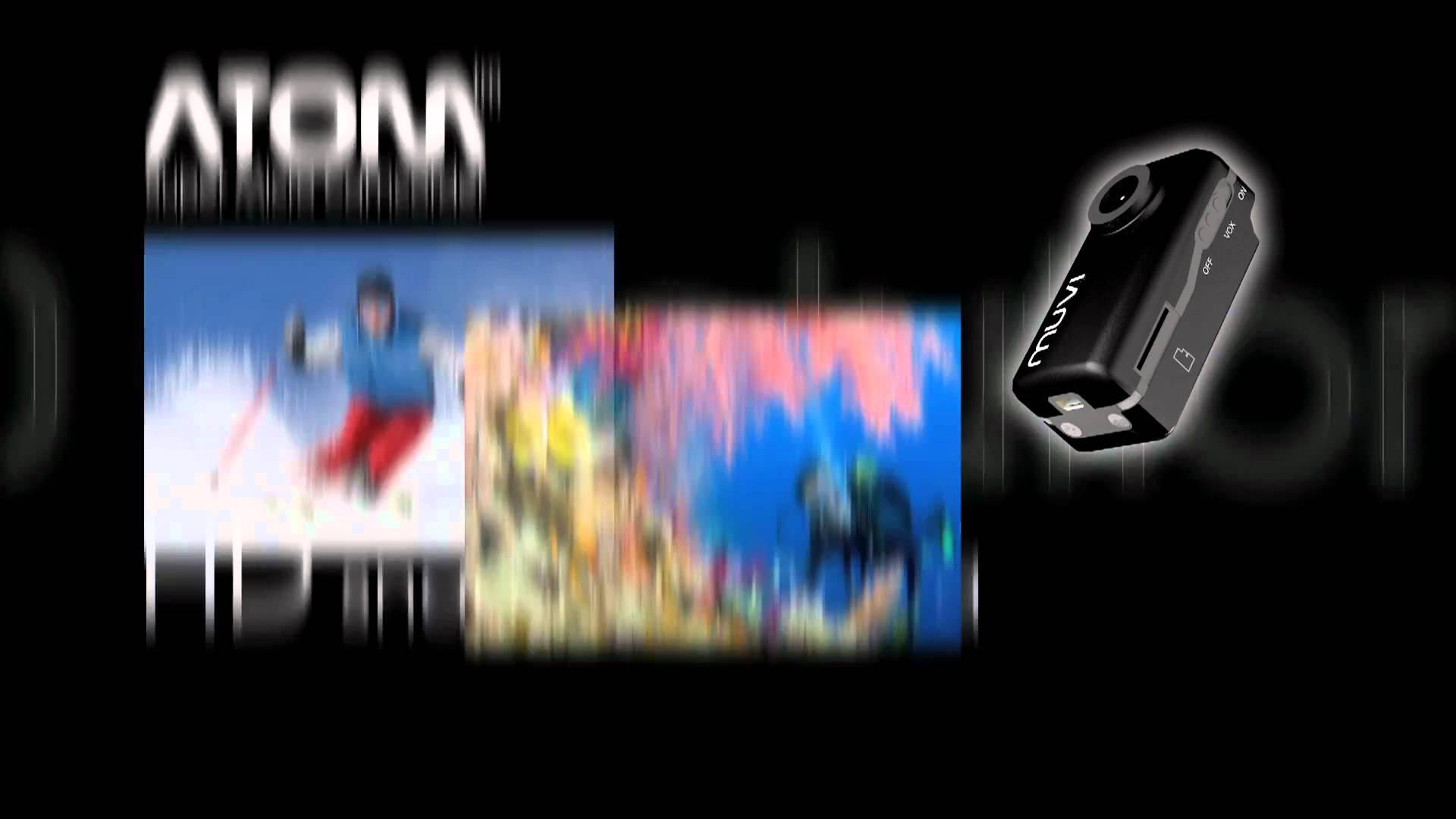 Veho VCC-004 Muvi Atom Super micro camcorder
