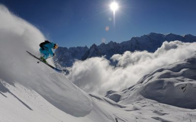 Drift HD Ghost: Backcountry Skiing With Aurélien Ducroz