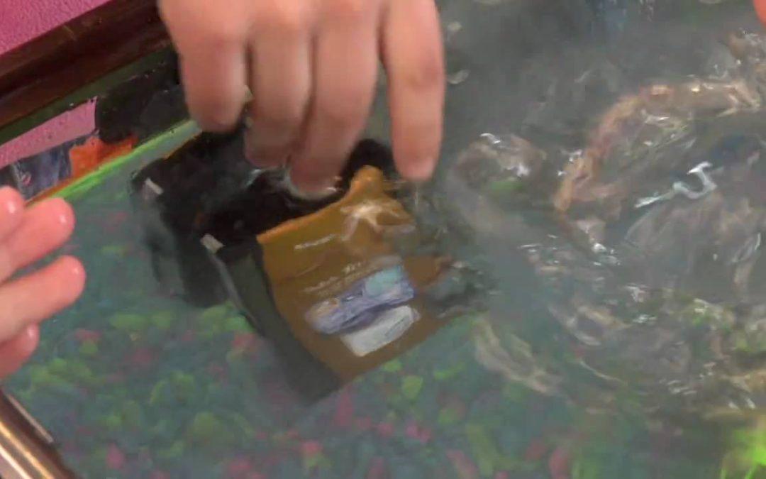 Stylus TOUGH Episode 4: Fishtankproof