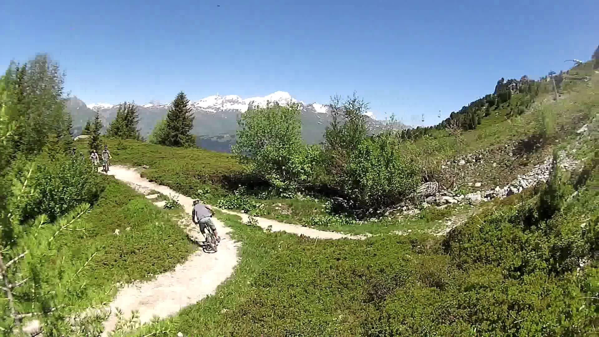 Drift Stealth 2 : Downhill Sesh in les Arcs