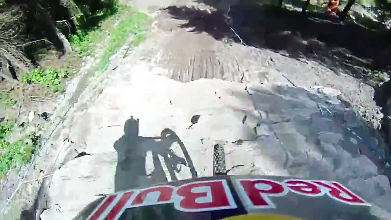 CONTOUR Course Preview from Steve Smith of the Leogang Austria ISX Cup Downhill Mountain Biking