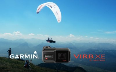 Garmin VIRB XE: Red Bull X-Alps First Stage