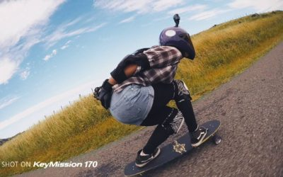 Nikon KeyMission Story: An exhilarating ride for all ages with Elissa