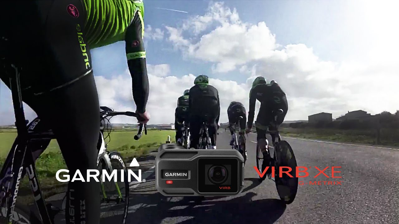 Garmin VIRB XE: Cannondale-Garmin Training Camp Ride