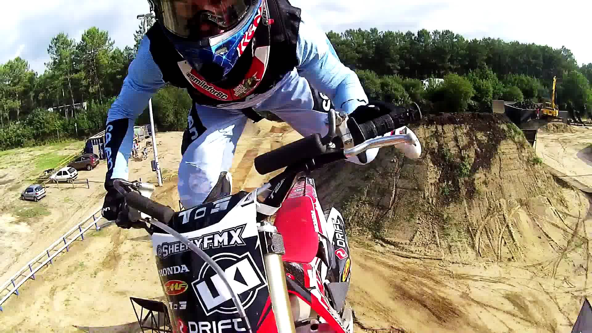 Drift Stealth 2: Josh Sheehan brings you unique FMX POV shots