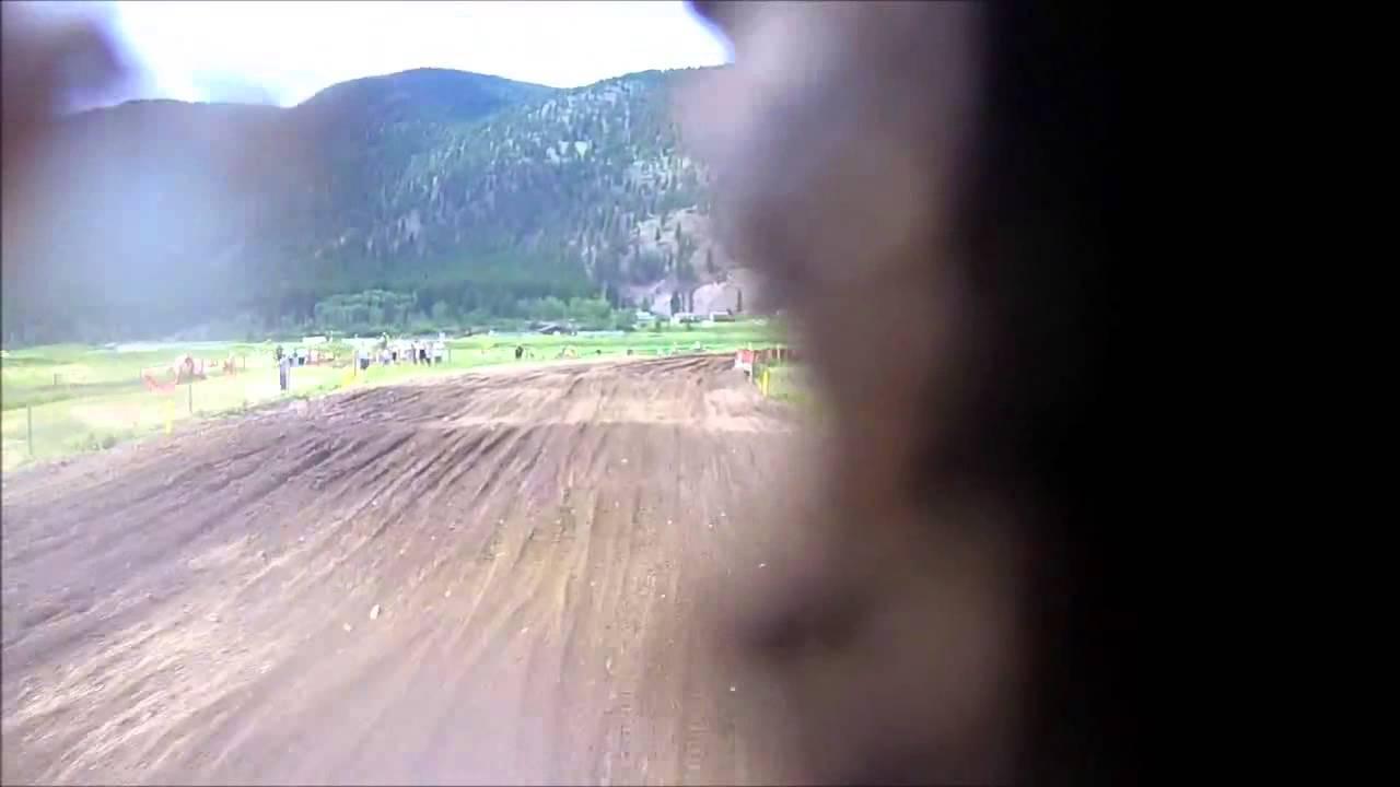WASPcam: Mike Alessi Kamloops 450cc Moto #1