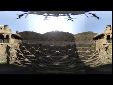 Nikon KeyMission 360: Rising – unedited video sample in full 360°