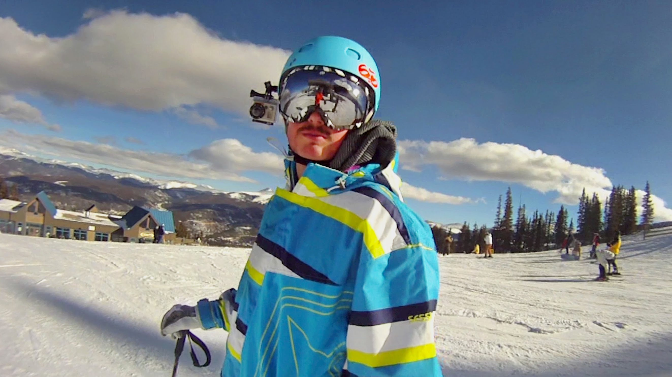 GoPro HD HERO camera: Radtarded with Tucker Perkins