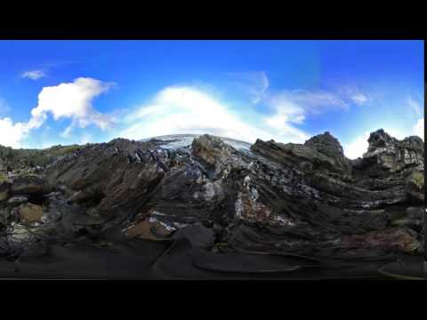 Nikon KeyMission 360: Penguins – unedited video sample in full 360°