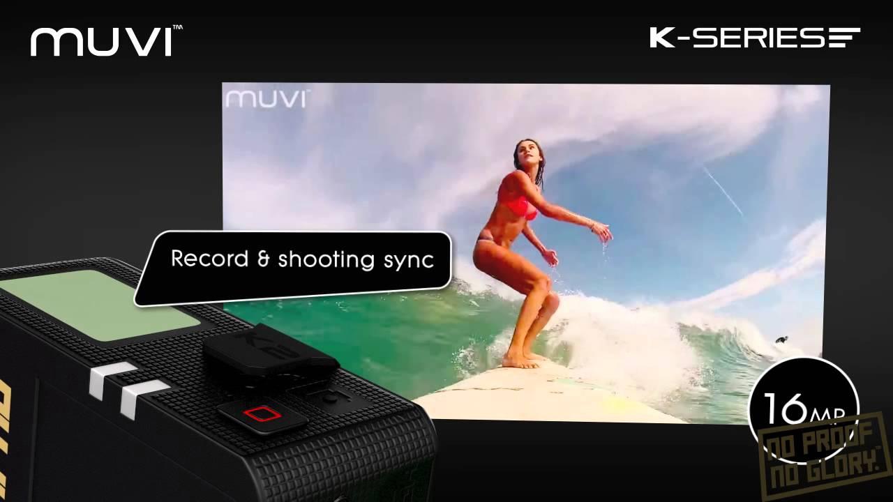 Veho VCC-006-K2NPNG – MUVI K-Series K-2 NPNG Wi-Fi Handsfree Camera