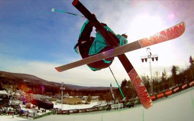 GoPro HD HERO camera: Superpipe Championship at Dew Tour