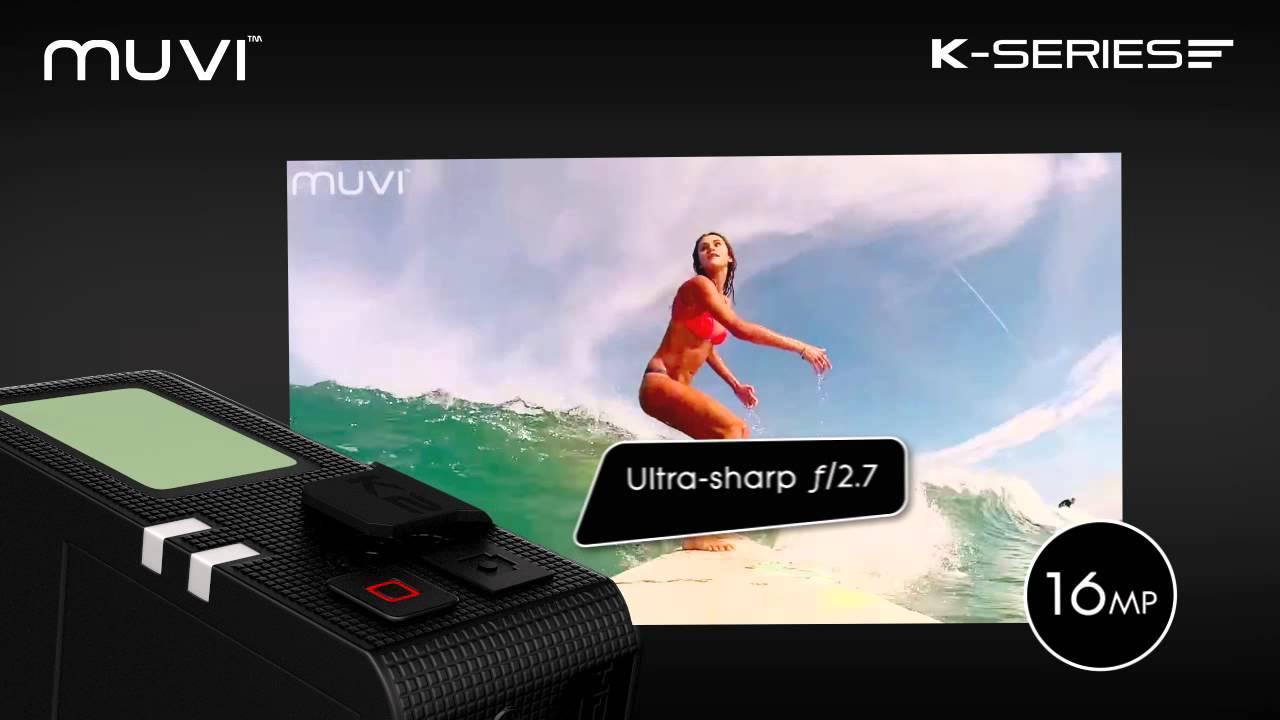 Veho VCC-006-K2 – MUVI K-Series K2 Wi-Fi Handsfree Camera
