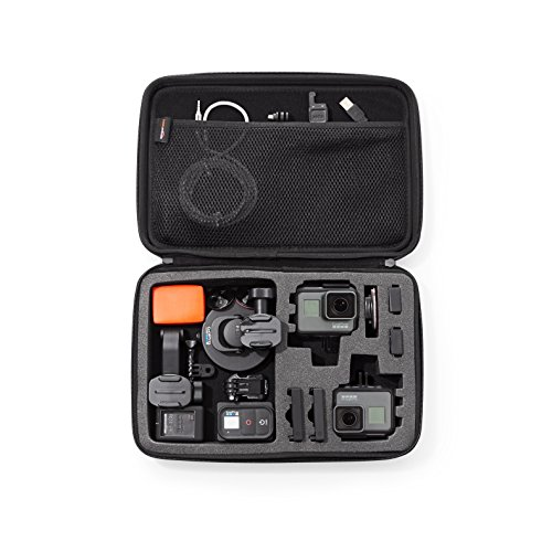Recommended: AmazonBasics Carrying Case for GoPro – Large