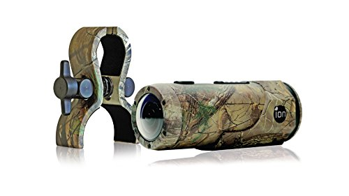 Recommended: iON CamoCam Realtree Xtra® Texture Camouflage HD Video Camera