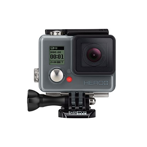 Recommended: GoPro HERO+ (Wi-Fi Enabled)