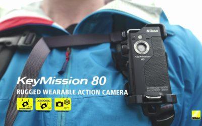 Nikon KeyMission 80: Product Tour