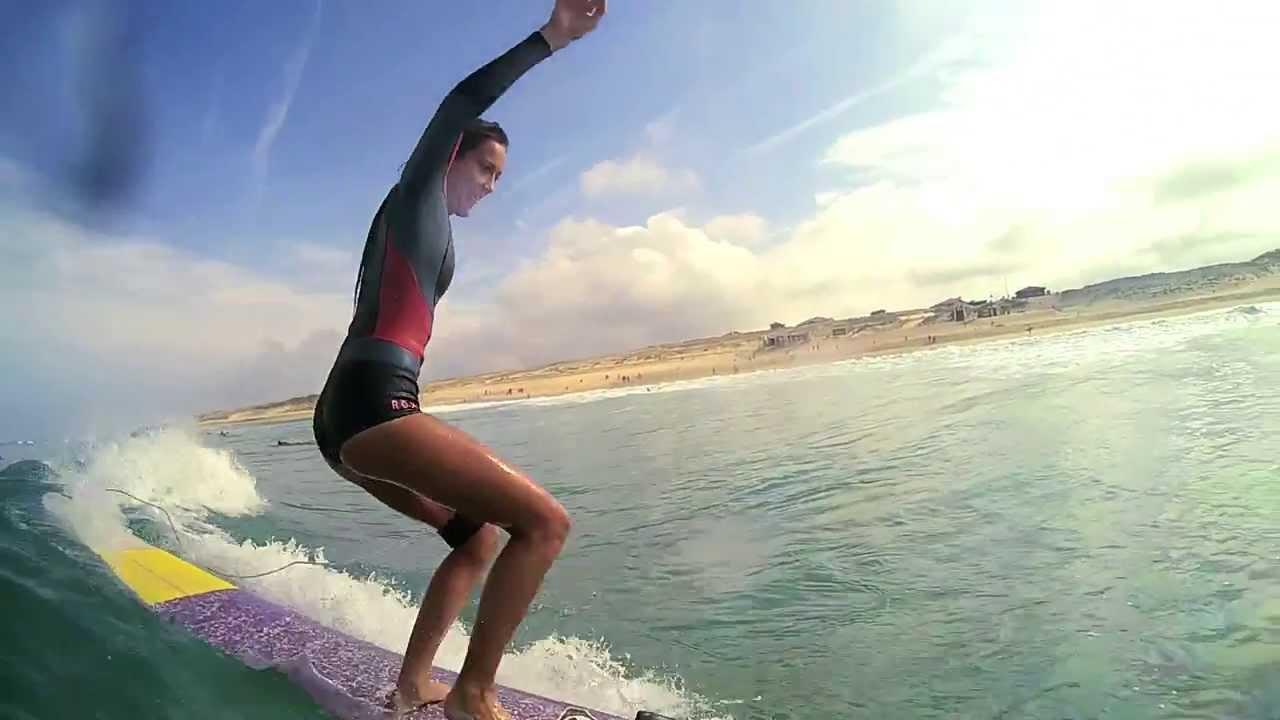 Drift Innovation: Justine Mauvin – Surfer, Singer and Model – Episode 1