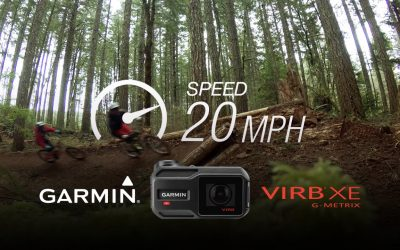 Garmin VIRB XE: Mountain Biking