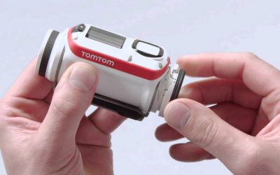 TomTom Bandit: How to Insert and remove the Batt-Stick