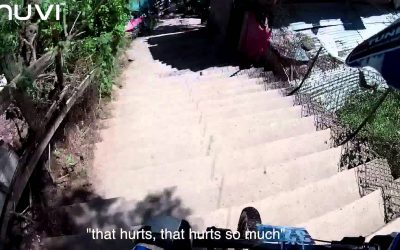 Veho MUVI K-Series: Taxco Urban Downhill 2014 with Ben Moore