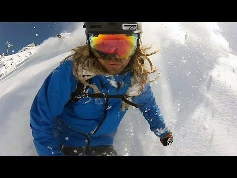 Drift Ghost-S: Les Arcs Park and Pow – The Selfie Edit