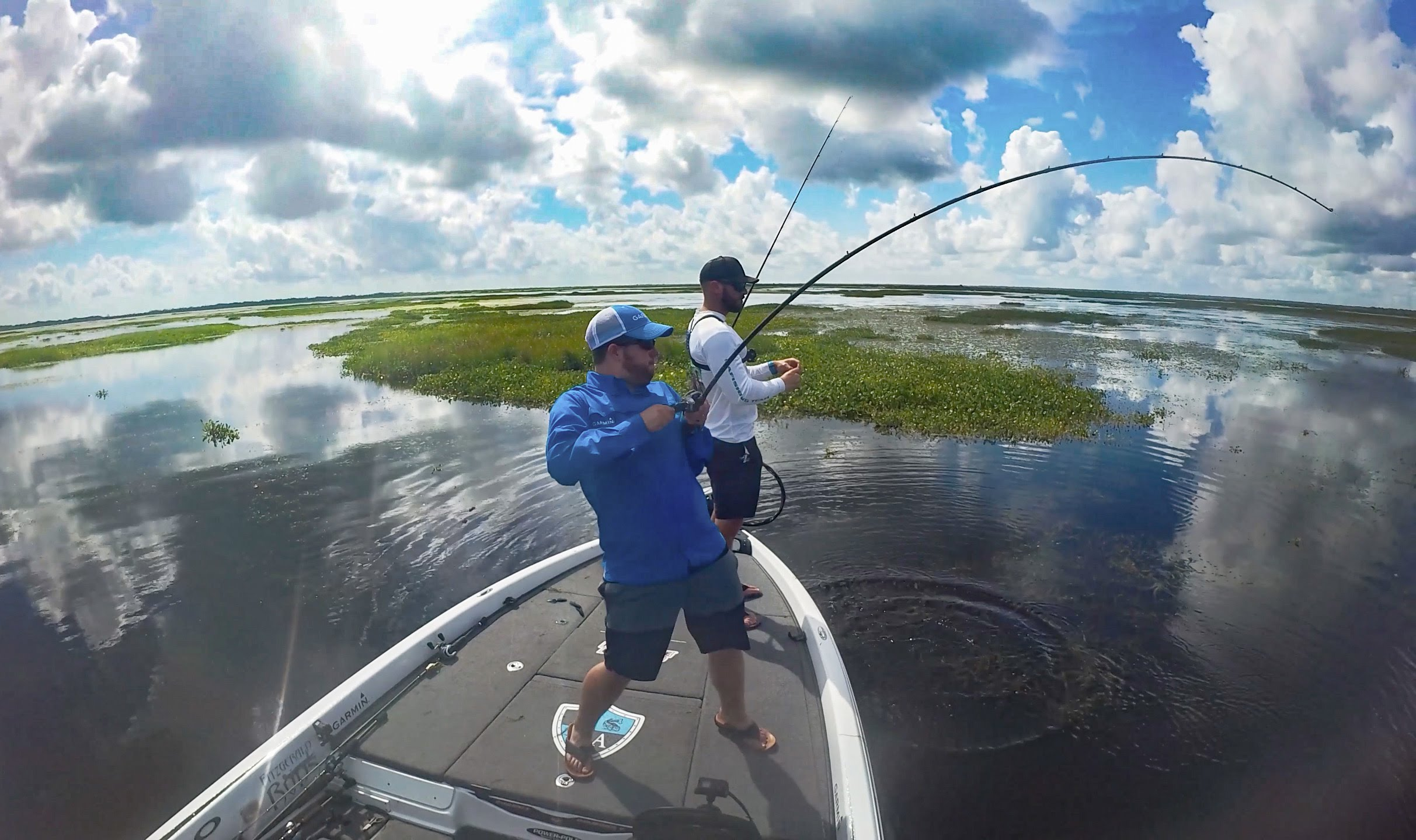Garmin VIRB Ultra 30: Fishing in 4K