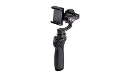 Recommended: DJI Phone Camera Gimbal OSMO MOBILE, Black
