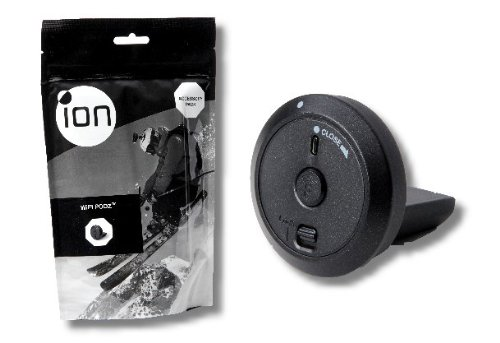 Recommended: iON Camera 5012 Wi-Fi Podz (Black)