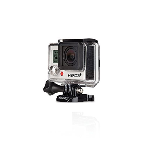 Recommended: GoPro HERO3+ Silver Edition (Certified Refurbished)