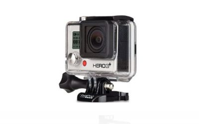 Recommended: GoPro HERO3+: Silver Edition