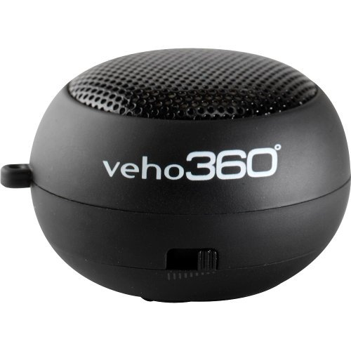 Recommended: Veho VSS-001-360 Rechargeable Pop Up Speaker For All Smartphones, iPods and MP3 Players