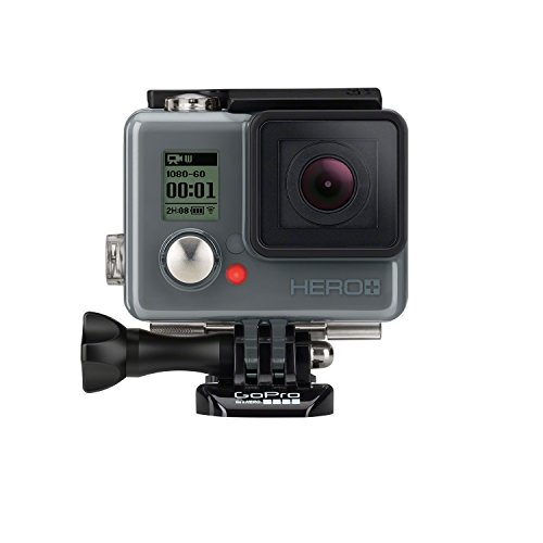 Recommended: GoPro HERO+ LCD [Ecommerce Packaging]