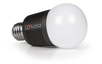 Recommended: Veho Kasa Bluetooth Smart LED Light Bulb | Smartphone Controlled | Dimmable | Colour Changing | Edison E26 | 7.5 W (VKB-002-E26) [Energy Class A+]