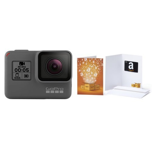 Recommended: GoPro HERO5 Black w/ Amazon Gift Card